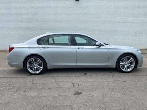 2014 BMW 7 Series for sale at Smart Chevrolet in Madison NC