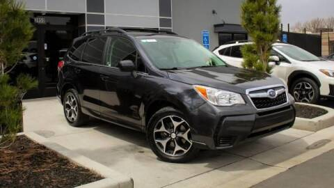 2016 Subaru Forester for sale at UNITED AUTO in Millcreek UT
