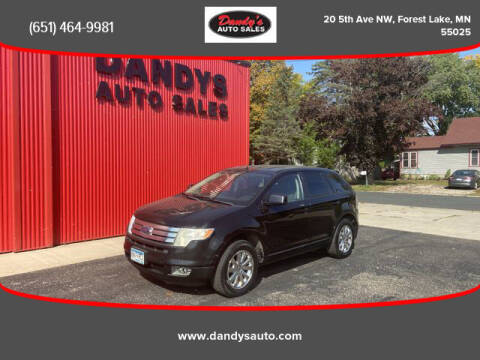 2007 Ford Edge for sale at Dandy's Auto Sales in Forest Lake MN
