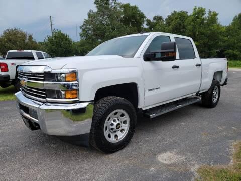 2016 Chevrolet Silverado 3500HD for sale at Gator Truck Center of Ocala in Ocala FL