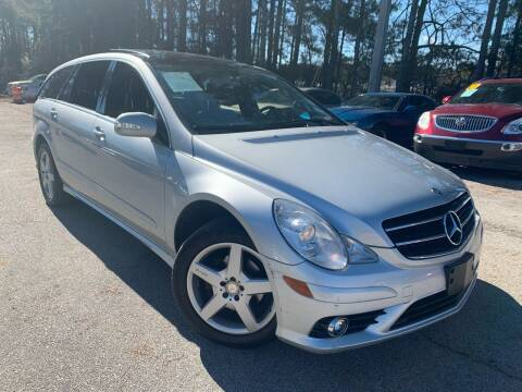 2010 Mercedes-Benz R-Class for sale at Philip Motors Inc in Snellville GA