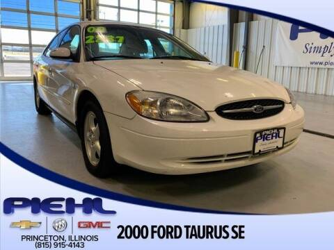 2000 Ford Taurus for sale at Piehl Motors - PIEHL Chevrolet Buick Cadillac in Princeton IL