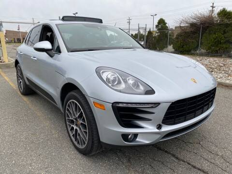 2016 Porsche Macan for sale at South Street Auto Sales in Newark NJ