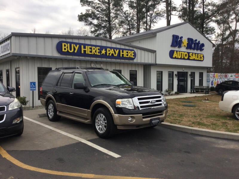 2011 Ford Expedition for sale at Bi Rite Auto Sales in Seaford DE