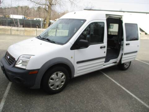 2011 Ford Transit Connect for sale at Route 16 Auto Brokers in Woburn MA