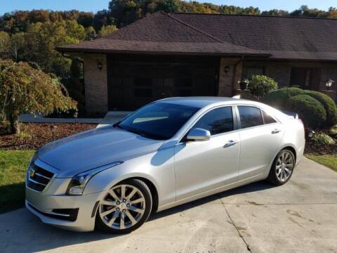2017 Cadillac ATS for sale at Atkins Auto Sales in Sandy Hook KY