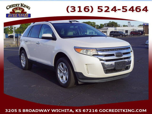 2011 Ford Edge for sale at Credit King Auto Sales in Wichita KS