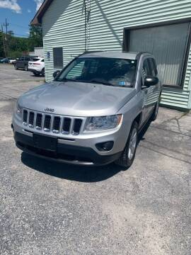 2011 Jeep Compass for sale at Superior Auto Sales in Duncansville PA