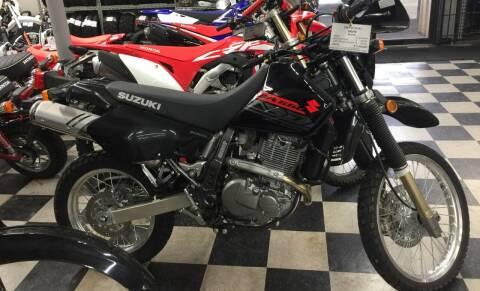2019 Suzuki DR650 for sale at Irv Thomas Honda Suzuki Polaris in Corpus Christi TX