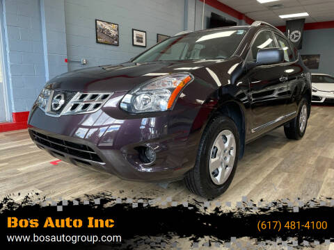 2015 Nissan Rogue Select for sale at Bos Auto Inc in Quincy MA