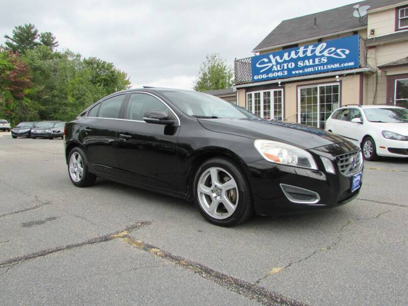 2012 Volvo S60 for sale at Shuttles Auto Sales LLC in Hooksett NH