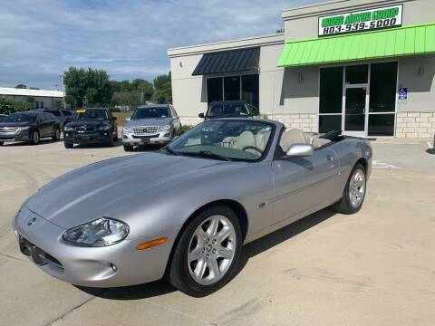2000 Jaguar XK-Series for sale at Cross Motor Group in Rock Hill SC
