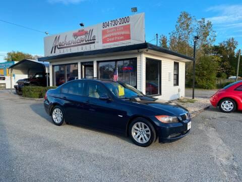 2006 BMW 3 Series for sale at Mechanicsville Auto Sales in Mechanicsville VA