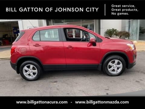 2015 Chevrolet Trax for sale at Bill Gatton Used Cars - BILL GATTON ACURA MAZDA in Johnson City TN