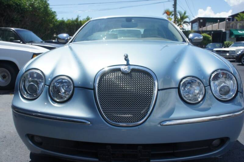 2007 Jaguar S-Type for sale at Dream Machines USA in Lantana FL