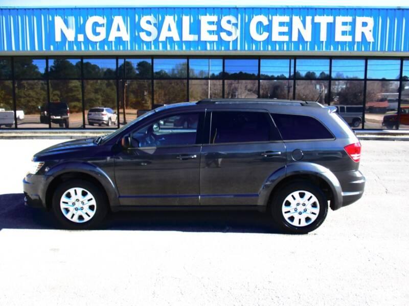 2018 Dodge Journey for sale at NORTH GEORGIA Sales Center in La Fayette GA