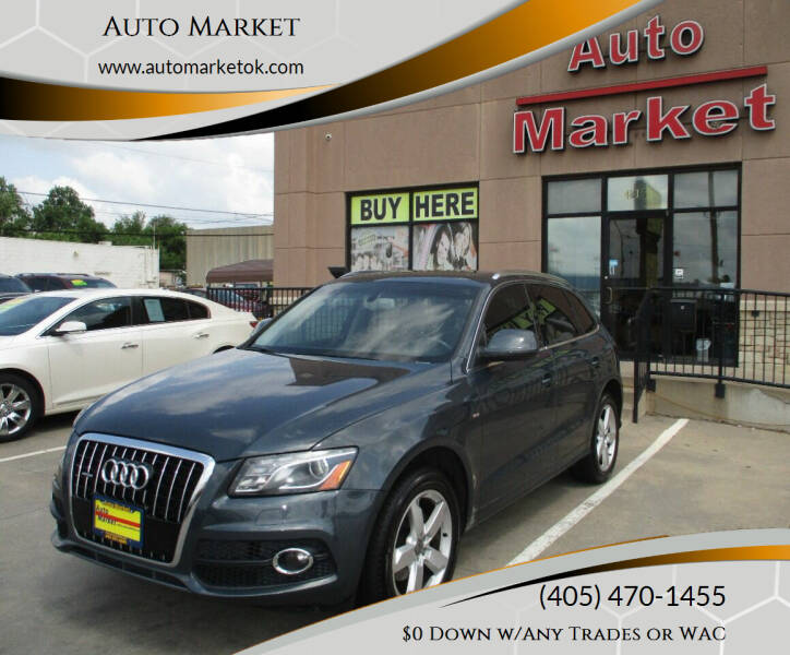 2011 Audi Q5 for sale at Auto Market in Oklahoma City OK