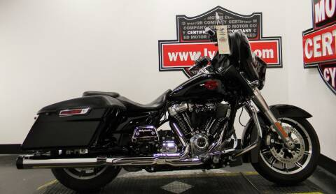 2019 Harley-Davidson Electra Glide for sale at Certified Motor Company in Las Vegas NV