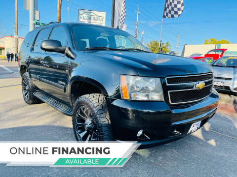 2013 Chevrolet Tahoe for sale at Salem Auto Market in Salem OR
