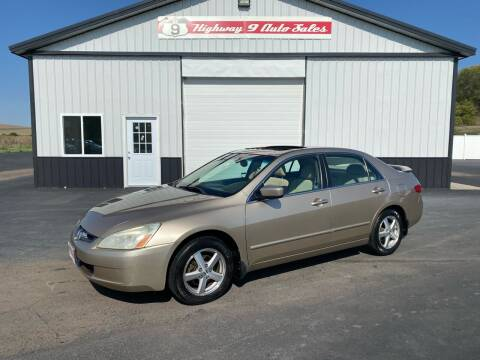 2005 Honda Accord for sale at Highway 9 Auto Sales - Visit us at usnine.com in Ponca NE