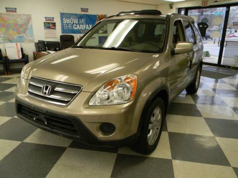 2005 Honda CR-V for sale at Lindenwood Auto Center in St. Louis MO
