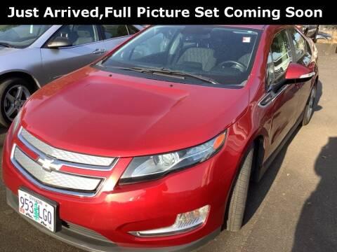 2014 Chevrolet Volt for sale at Royal Moore Custom Finance in Hillsboro OR