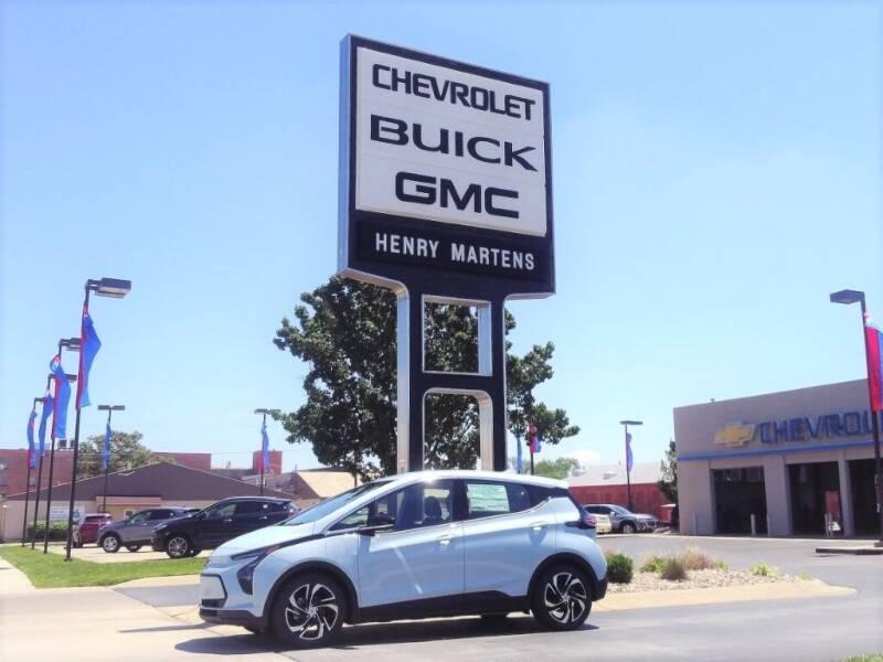 2022 Chevrolet Bolt EV for sale in Leavenworth, KS