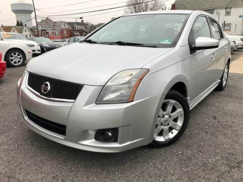 2010 Nissan Sentra for sale at Majestic Auto Trade in Easton PA