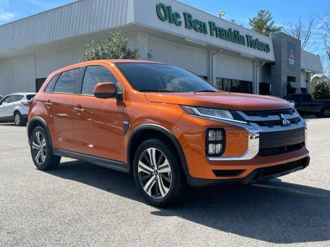 2020 Mitsubishi Outlander Sport for sale at Ole Ben Franklin Mitsbishi in Oak Ridge TN