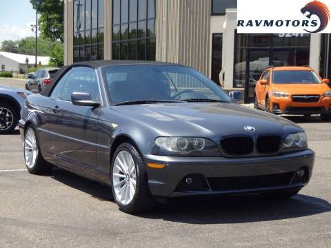 2006 BMW 3 Series for sale at RAVMOTORS 2 in Crystal MN
