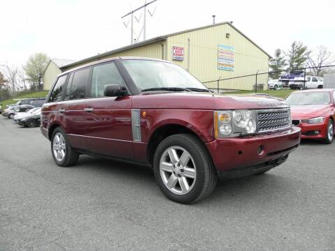 2005 Land Rover Range Rover for sale at Dream Auto Group in Dumfries VA