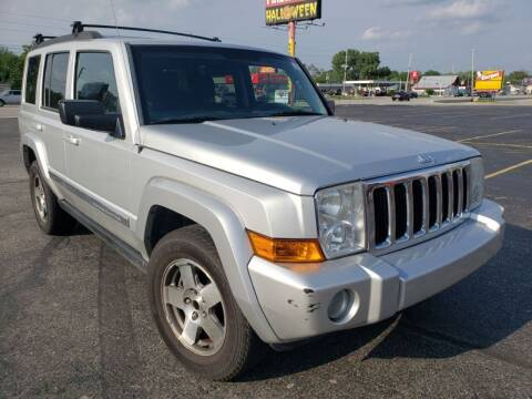 2010 Jeep Commander for sale at speedy auto sales in Indianapolis IN