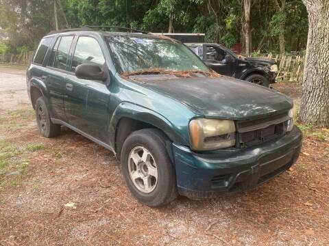 2005 Chevrolet TrailBlazer for sale at Low Price Auto Sales LLC in Palm Harbor FL