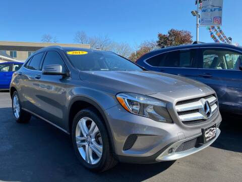 2015 Mercedes-Benz GLA for sale at WOLF'S ELITE AUTOS in Wilmington DE