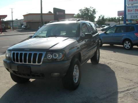 1999 Jeep Grand Cherokee for sale at Springs Auto Sales in Colorado Springs CO