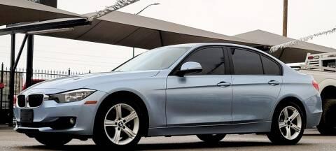 2015 BMW 3 Series for sale at Elite Motors in El Paso TX