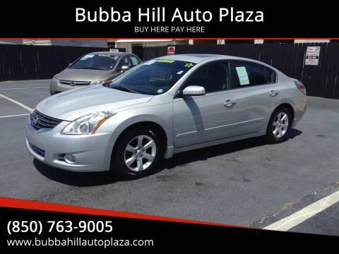 2011 Nissan Altima for sale at Bubba Hill Auto Plaza in Panama City FL