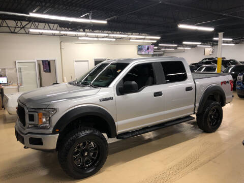 2019 Ford F-150 for sale at Fox Valley Motorworks in Lake In The Hills IL