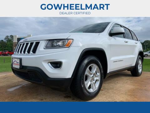 2016 Jeep Grand Cherokee for sale at GOWHEELMART in Leesville LA