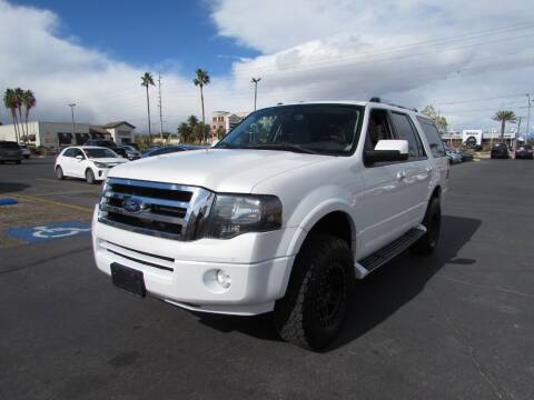 2012 Ford Expedition for sale at Charlie Cheap Car in Las Vegas NV