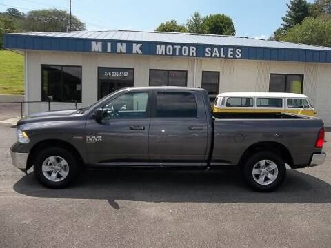 2020 RAM Ram Pickup 1500 Classic for sale at MINK MOTOR SALES INC in Galax VA