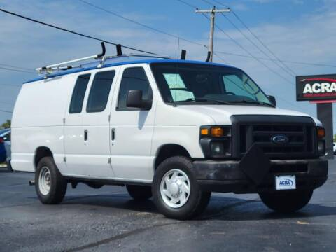 2014 Ford E-Series Cargo for sale at BuyRight Auto in Greensburg IN
