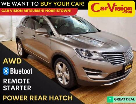 2017 Lincoln MKC for sale at Car Vision Mitsubishi Norristown in Trooper PA