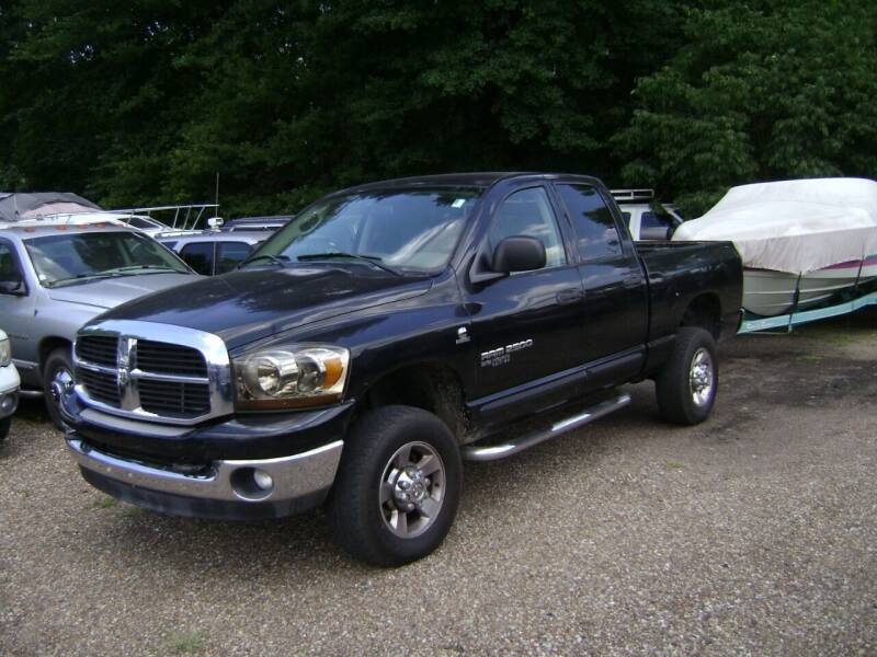 2006 Dodge Ram Pickup 2500 for sale at Tom Boyd Motors in Texarkana TX