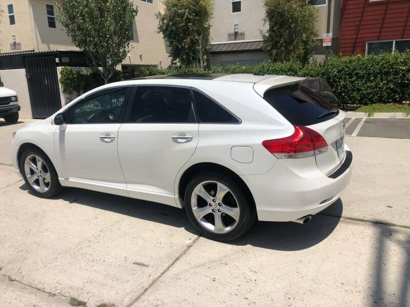 2009 Toyota Venza for sale at Bell Auto Inc in Long Beach CA