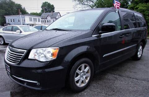 2012 Chrysler Town and Country for sale at Top Line Import in Haverhill MA