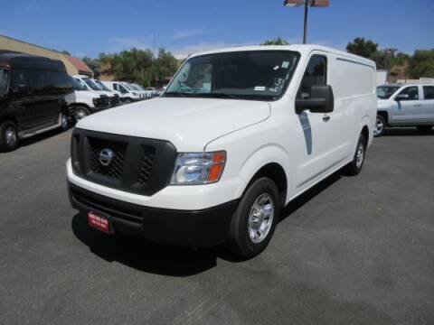 2017 Nissan NV Cargo for sale at Norco Truck Center in Norco CA