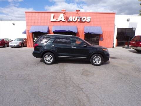 2014 Ford Explorer for sale at L A AUTOS in Omaha NE