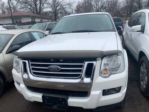 2007 Ford Explorer Sport Trac for sale at ALVAREZ AUTO SALES in Des Moines IA