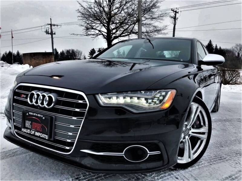 2013 Audi S6 for sale at Haus of Imports in Lemont IL